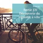 Sortie J2C – Découverte du vignoble à vélo